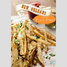 New Orleans Food Truck Fries Recipe
