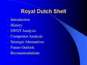Swot Analyisis Royal Dutch Shell презентация онлайн