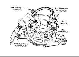 alternator voltage regulator jeep wrangler forum