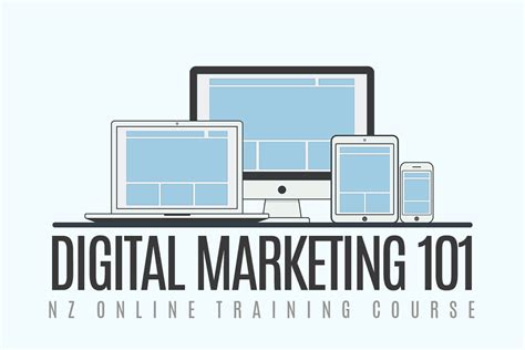 Digital Media Courses by Digital Marketing 101 Socialmedia Org Nz