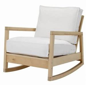 Lillberg rocking chair for Fauteuil rocking chair design