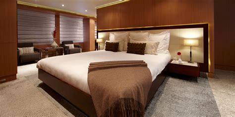 Feadship Luxury Yacht Go Owners Stateroom