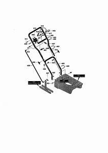 Craftsman Model 536772100 Edger Genuine Parts
