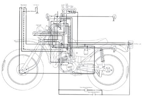 solved need wiring diagram for 1975 sr yamaha 250 fixya