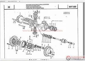 4c2c Service Manual For Manitou 1740