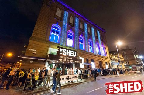 the shed review the shed southside glasgow club reviews designmynight