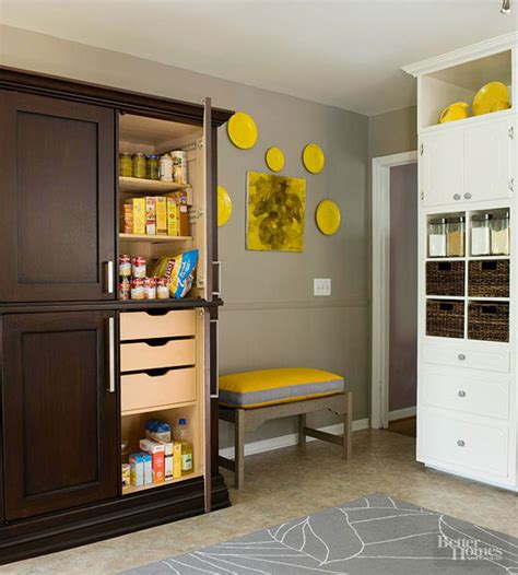 kitchen pantry ideas  organize  pantry