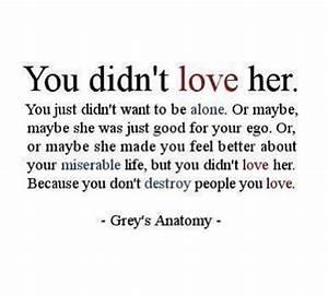 greys anatomy | inspire | Pinterest | Grey, What is love ...