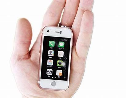 Phone Mobile Mini Smallest Smartphone Android Screen