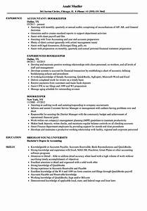 data scientist resume objective bookkeeper interview With bookkeeper resume template