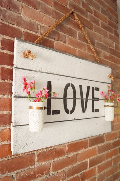 rustic farmhouse inspired diy shiplap sign making