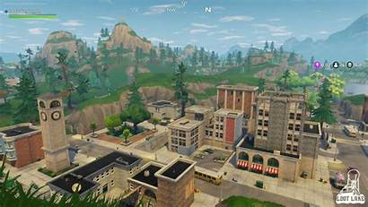 Tilted Towers Minecraft Wallpapers Map V2 Progress