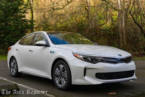Kia Optima Ex Hybrid 2017 kia optima hybrid ex review the auto reporter