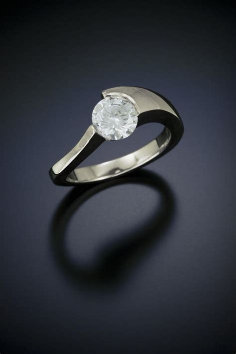best 25 contemporary engagement rings ideas on