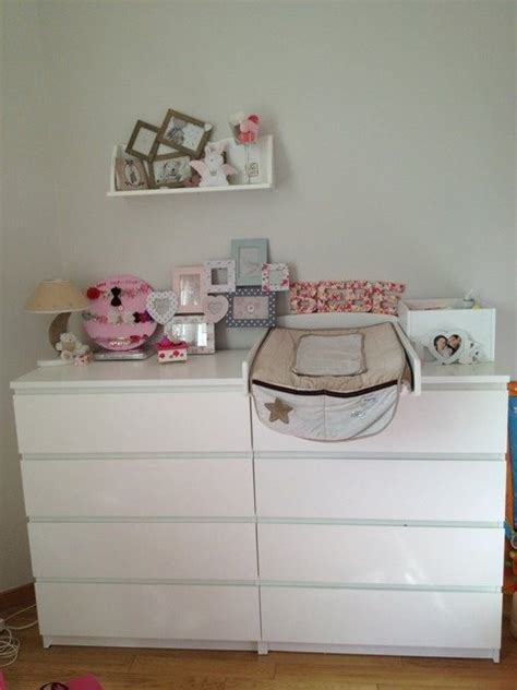 ikea commode chambre table a langer ikea commode malm malm et commodes