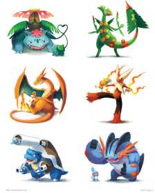 pokemon mega evolution images