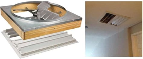 small whole house fan tips for buying the right attic fan that fits your needs best