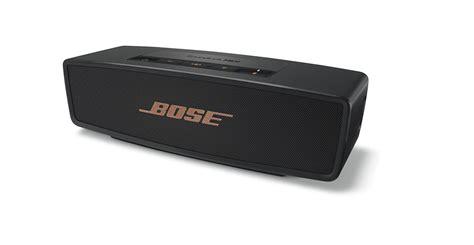 bose soundlink mini ii bluetooth speaker limited edition
