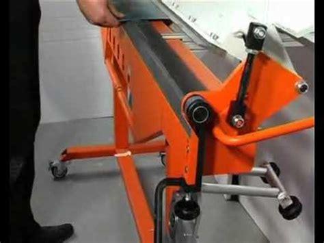 pro max metal bending machine video youtube
