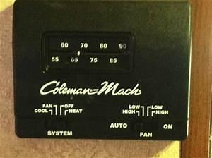 34 Coleman Mach Thermostat Wiring Diagram