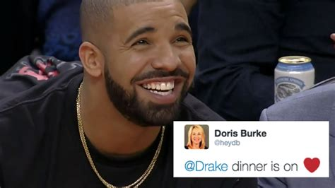 drake   raptors drake night   doris