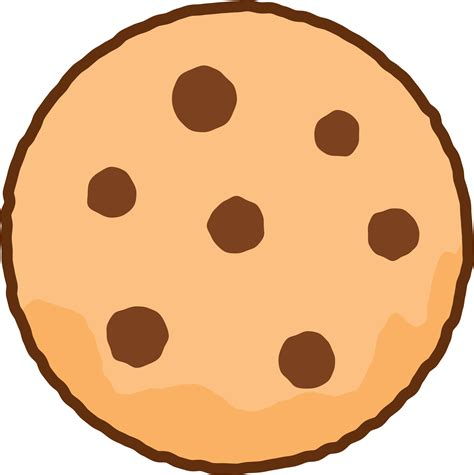 clipart foto cookie clipart kawaii pencil and in color cookie clipart