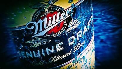 Draft Miller Genuine Beer Wallpapers Bret Wills
