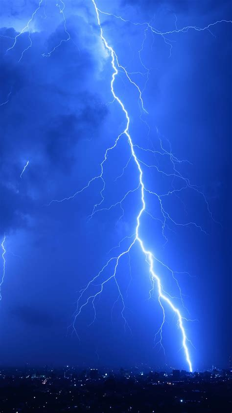 cool lightning strikes iphone 6 wallpaper alınacak
