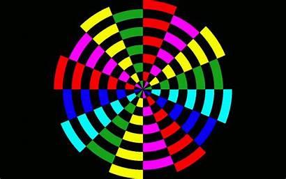 Wheel Rainbow Deviantart Optilux Spinning Trump Tour
