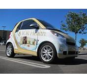 New Fleet Graphics For Smart Car  Orange County CA