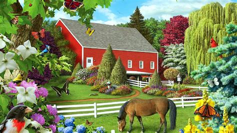 Farm Animal Wallpaper - farm animals wallpaper 183