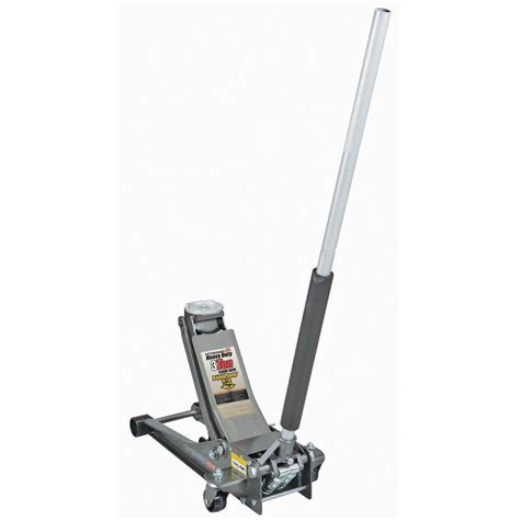 3 ton low profile steel heavy duty floor jack with rapid pump 174