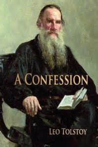 Image result for images tolstoy a confession
