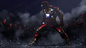 Iron Man vs Ultron Sentries Wallpapers HD Wallpapers