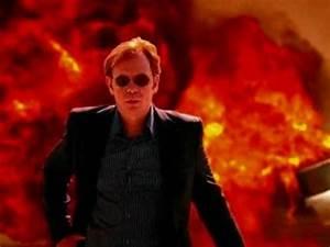 Horatio Caine - burn baby burn - YouTube