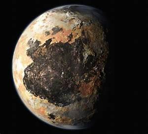NASA Probe Beams Back New Color Images of Pluto, Charon ...