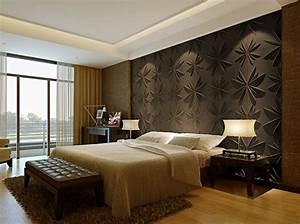 3d Wandpaneele Schlafzimmer : 3d wandpaneele meldal 1m wandverkleidung deckenplatten ~ Michelbontemps.com Haus und Dekorationen