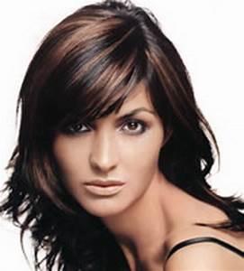 Brune Meche Caramel : coiffure meche ~ Melissatoandfro.com Idées de Décoration
