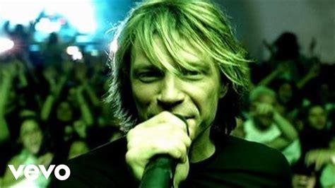 Bon Jovi Life Youtube