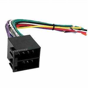 Aftermarket Car Stereo  Radio To European Iso Wire Harness