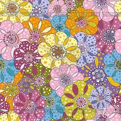 Matratzenbezug Farbig Muster : seamless floral bunten muster farbige vektorgrafik ~ Eleganceandgraceweddings.com Haus und Dekorationen