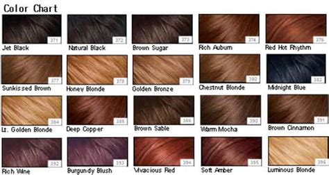 Different Types Of Hair Color by Hair Colours That Suit Skinned The Student Room