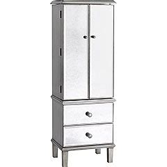 Pier One Mirror Jewelry Armoire by Pier 1 Hayworth Jewelry Armoire Nycupcake S Musings