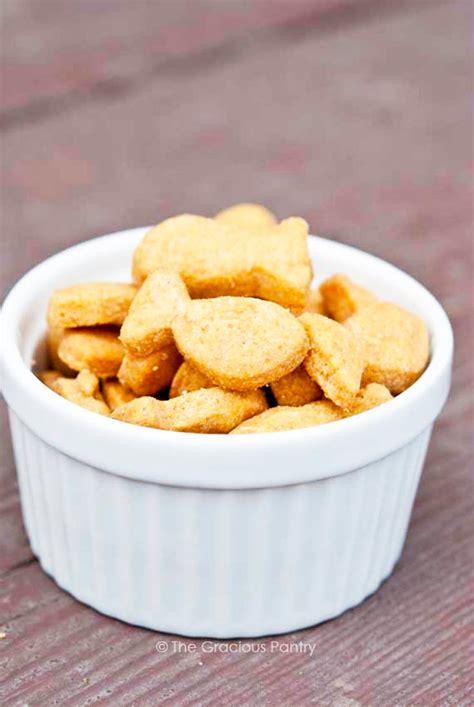 goldfish crackers recipe  gracious pantry
