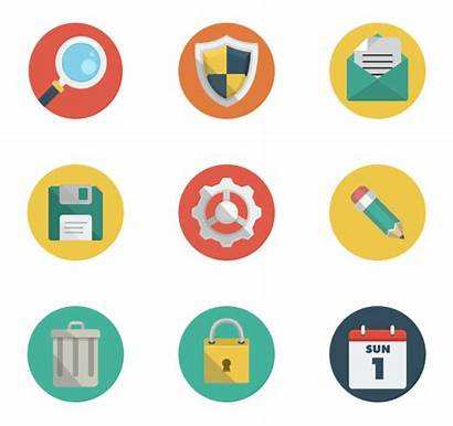 Icon Flat Flaticon Web Website Business Icons