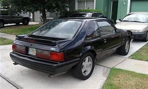 Ford Mustang (3rd Gen) LX 5.0 Hatchback 1987