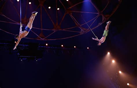 Cirque Du Soleil Performer Dies After Falling During Tampa