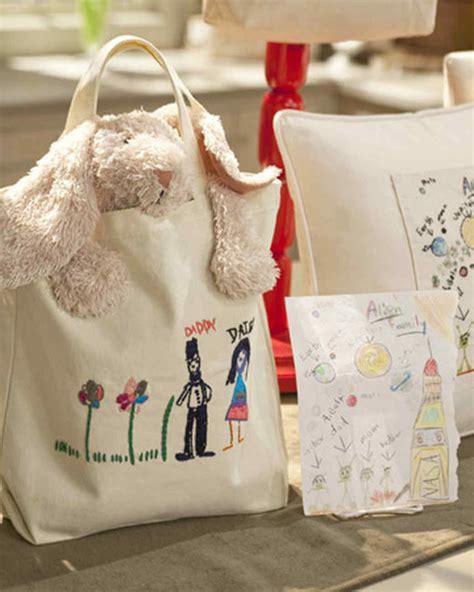 Embroidered Tote Bag embroidered tote bag martha stewart