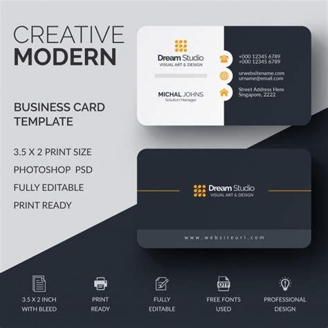 professional business card mockup psd file premium