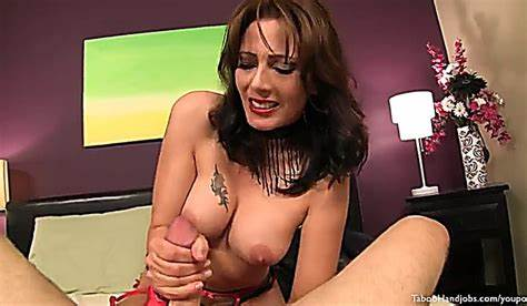 Min Pov Cougar Slammed By Stepsons Dick